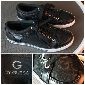 G by Guess black sneakers